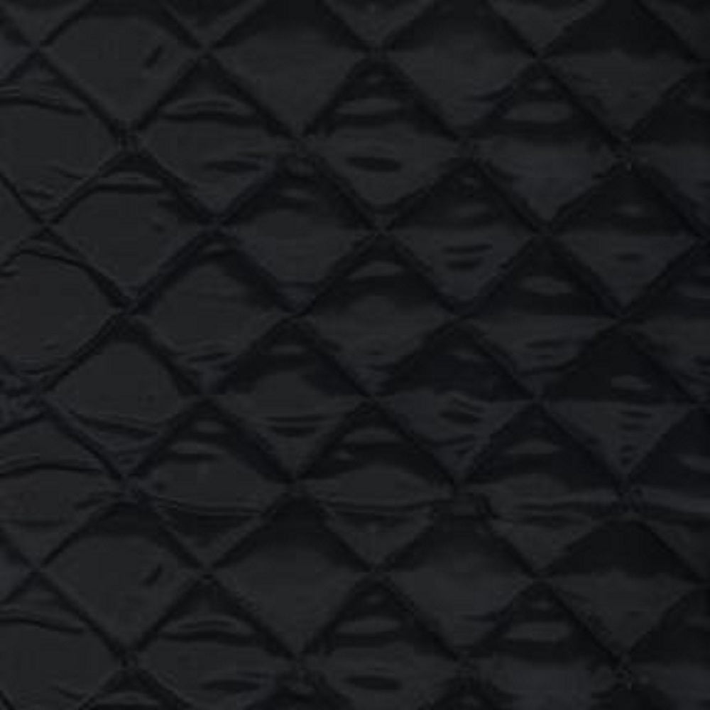 Jacket Liner 9009 Black Quilted Nylon 2