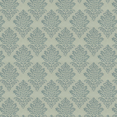 Majestic 31 Porcelain Blue Drapery Fabric Woven Jacquard Ikat Clear Out Special