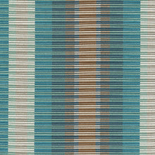 Load image into Gallery viewer, Hollywood Upholstery Fabric Multicolored Rep Weave Stripe Woven Jacquard 4 Colors
