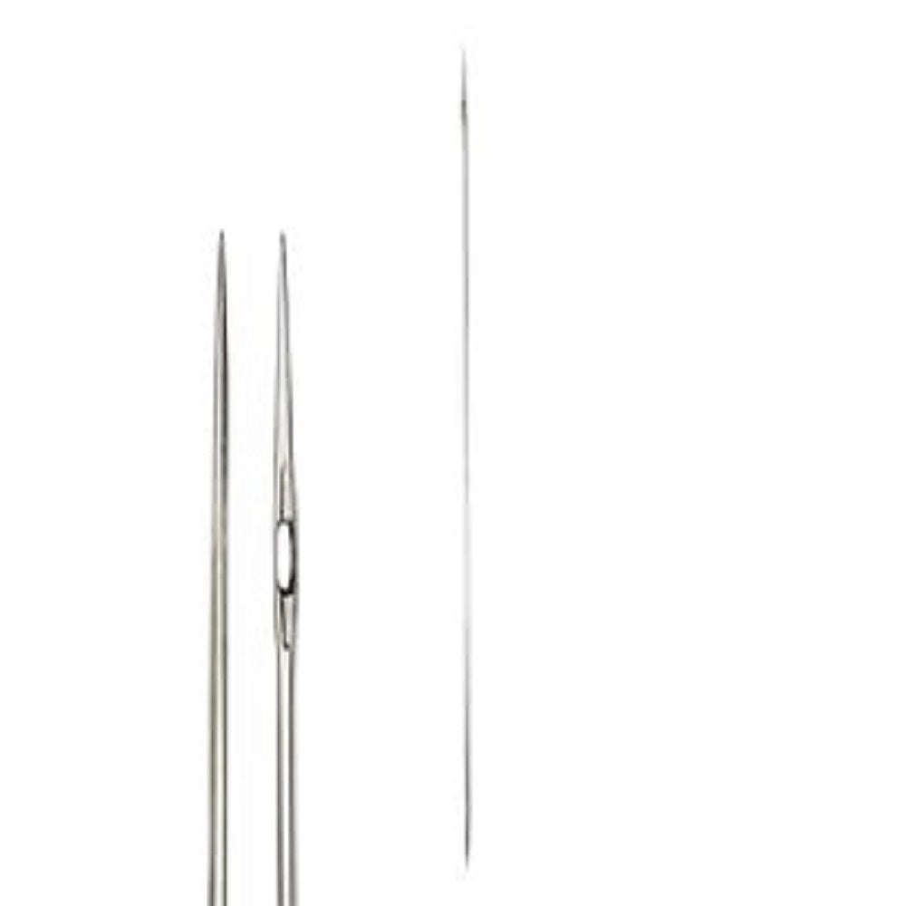 Tufting Needles Upholstery Double Straight Round Point Needles 4 Sizes