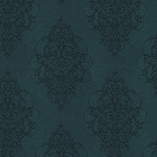 Load image into Gallery viewer, Ornamental Crypton Green Upholstery Fabric Damask Pattern Contract Rated 4 Colors