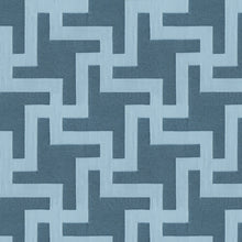 Load image into Gallery viewer, Martin Upholstery Fabric Woven Jacquard Geometic Houndstooth Pattern 6 Colors