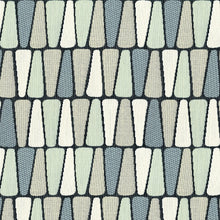 Load image into Gallery viewer, Wallace Upholstery Fabric Flat Geometric Stripe Woven Jacquard 6 Colors
