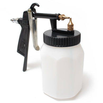 Spray Gun Glue Gun Adjustable Spray Plastic Bottle Lightweight