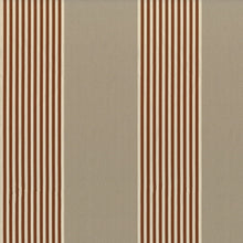 Load image into Gallery viewer, Lenoir Upholstery Fabric Satin Upholstery Fabric with Classic Stripes 5 Colors