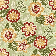 Load image into Gallery viewer, Structure Upholstery Fabric Floral Contract Hospitality Residential 5 Colors