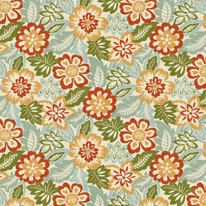 Structure Upholstery Fabric Floral Contract Hospitality Residential 5 Colors