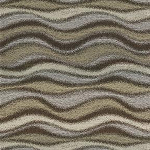 Waves Crypton Contract Contemporary Upholstery Fabric High Performance Fabric 6 Colors