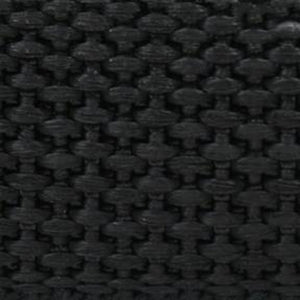 "Webbing - Heavy Duty Polypropylene 3/4"" Black 50 Yard Roll"