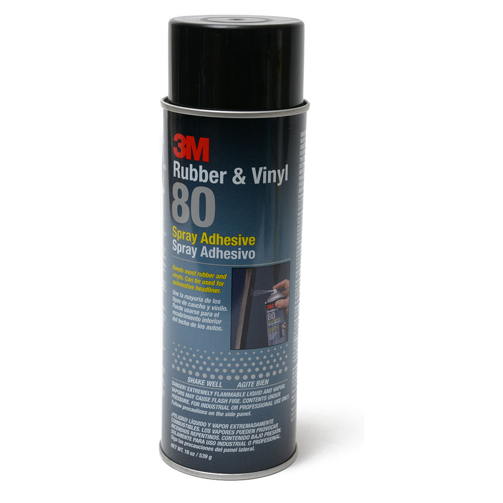 3m 80 Supertrim Spray Adhesive Glue Headliner Glue High Heat Resistant 18oz. Can