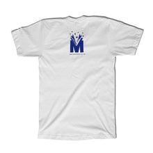 "Load image into Gallery viewer, ""READ"" Tee - Youth & Adult - White / Navy"