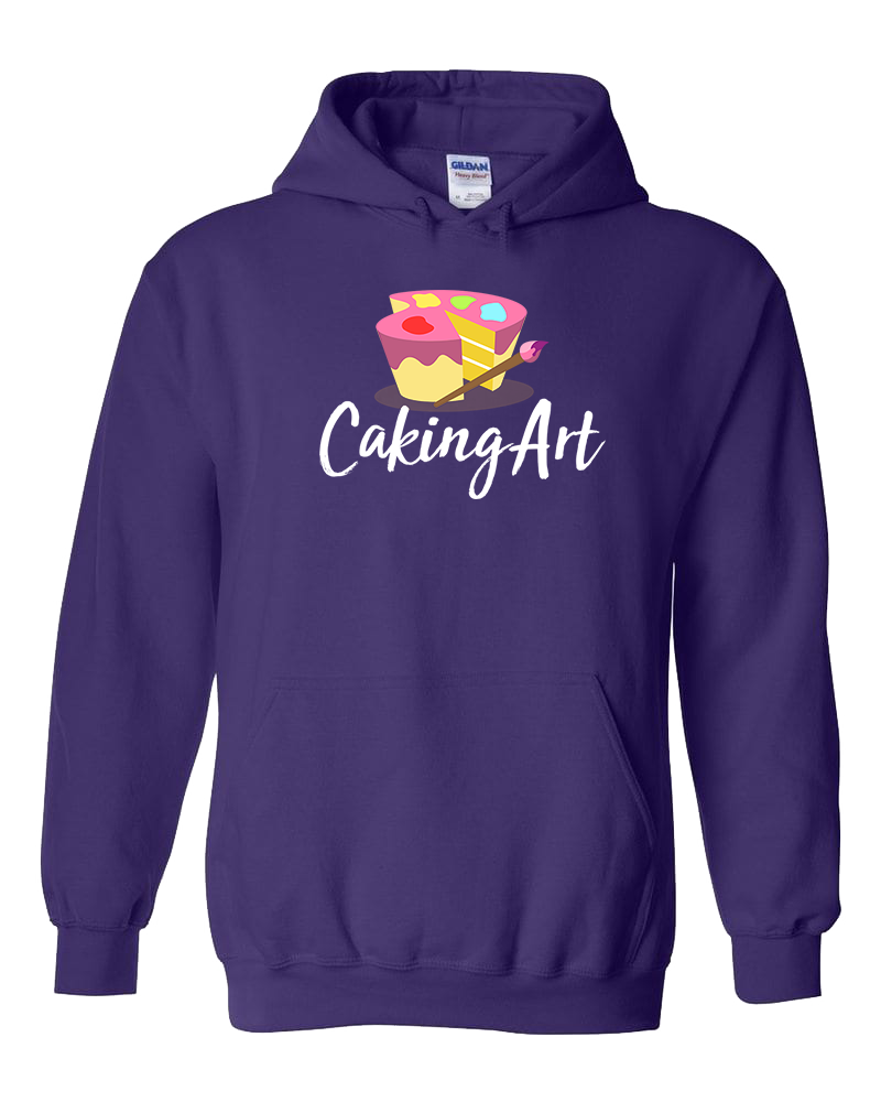 Caking Art - (Loose Fit)