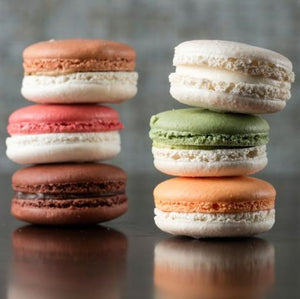 Load image into Gallery viewer, Cheesecake Macaron - 12 piece