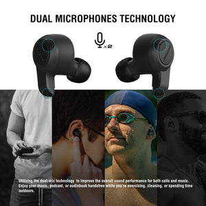 Firefly.2 Touch IP67 Waterproof Bluetooth Wireless Earbuds -  - Jabees Store - jabeesstore