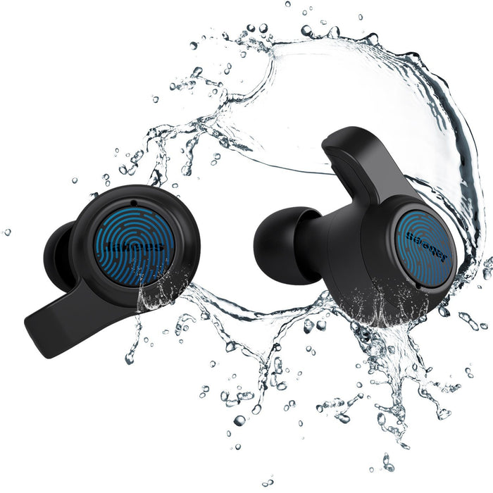 Firefly.2 - IPX7 Waterproof True Wireless Earbuds with Dual Microphones