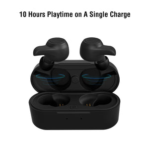 Firefly.2 - IPX7 Waterproof True Wireless Earbuds with Dual Microphones - True Wireless Earbuds - Jabees Store - jabeesstore