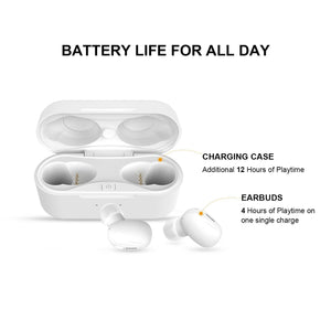 Beeing - The Cutting-Edge True Wireless Earbuds with Qi-Enabled Wireless Charging Case - True Wireless Earbuds - jabeesstore - jabeesstore