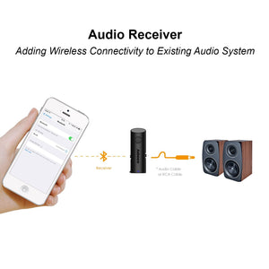 HearLink – Bluetooth TV Transmitter with Microphone - Hearing Device, Bluetooth Receivers & Transmitters - jabeesstore - jabeesstore