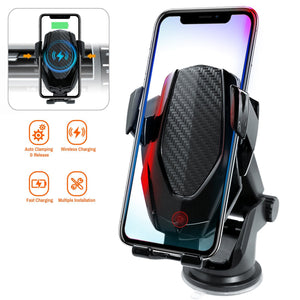 MCM-948 Wireless Charger Car Mount Holder - Power - Jabees Store - jabeesstore
