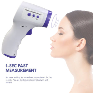 JBT1 - Non-Contact Forehead Infrared Thermometer - Health Care - Jabees Store - jabeesstore