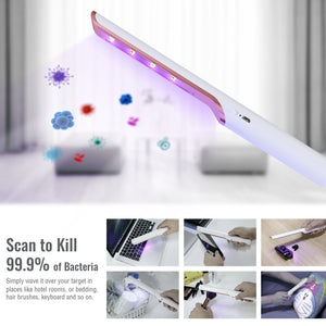 JB-WAND - The Handheld UV Sterilizer Wand to Disinfect Germs - Health Care - Jabees Store - jabeesstore