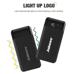 JPW1 - Portable Battery Backup Power Bank with 10000mAh Capacity Power Jabees Store
