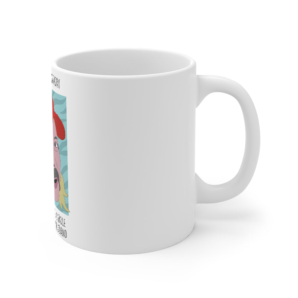 Carole Did It 'Tiger King' Exotic Birthday Gift Mug