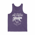 Joe Exotic Tiger Park Summer Intern Unisex Tank