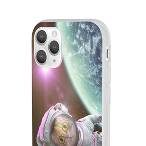 Catstronaut Personalized iPhone Case