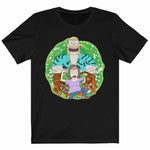 Joe and Carole Baskin (Rick and Morty) Unisex T-shirt