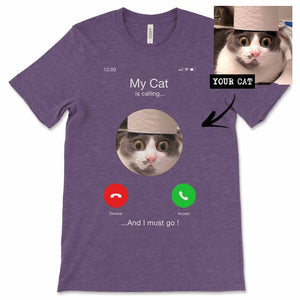 Wait! Add another shirt with the same cat for just $15.95?