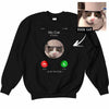 Men's / Women's Custom Personalized Cat Sweatshirt
