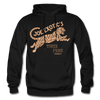 Joe Exotic Tiger Park Unisex Hoodie - black