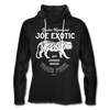 Joe Exotic Vintage Intern Unisex Hoodie - charcoal gray