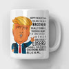 Best Brother Trump Father's Day Mug