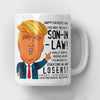 Best Son-in-Law Trump Father's Day Mug
