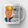 Best Uncle Trump Father's Day Mug