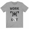 Work In Social Distancing Unisex T-shirt