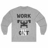 Work In Social Distancing Unisex Long Sleeve T-shirt
