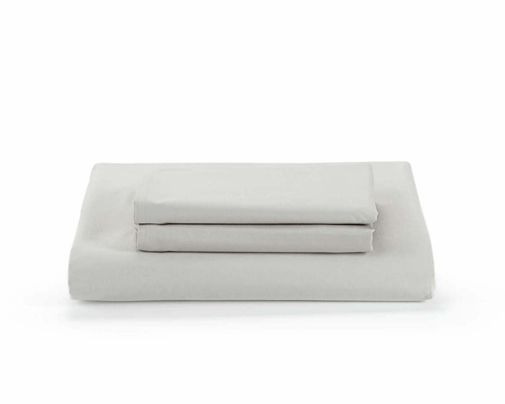 premium beige cotton sheets and pillowcases
