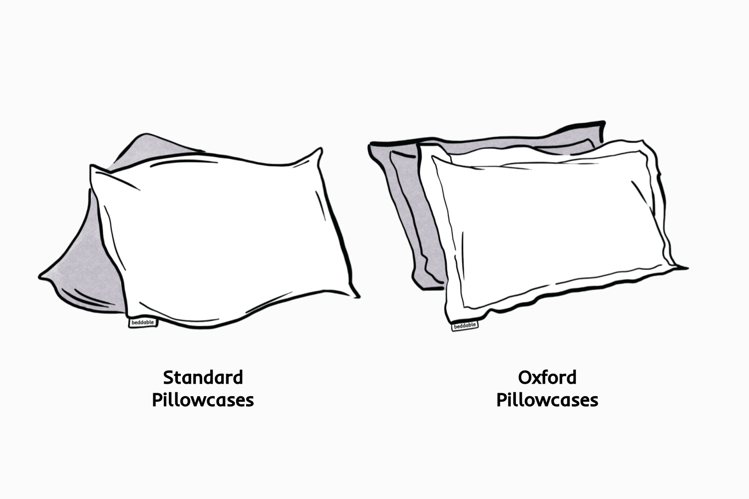 pillowcase types
