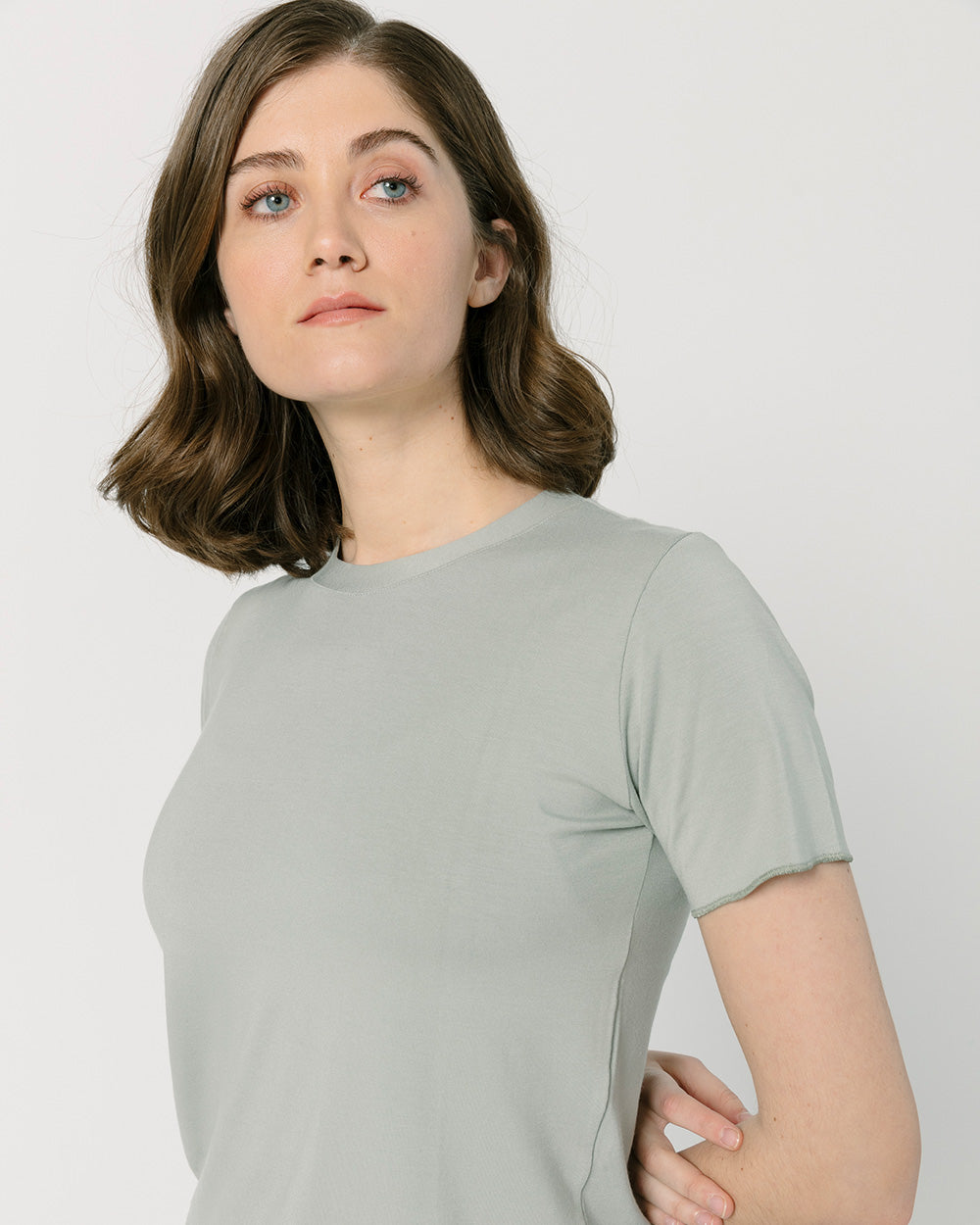 Sage Green Women's T-Shirt