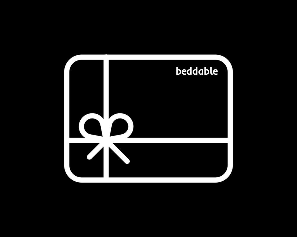 gift card for luxury bedding sets
