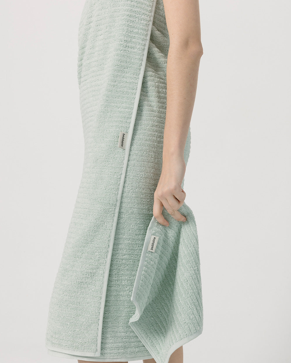 Sage Green Towels