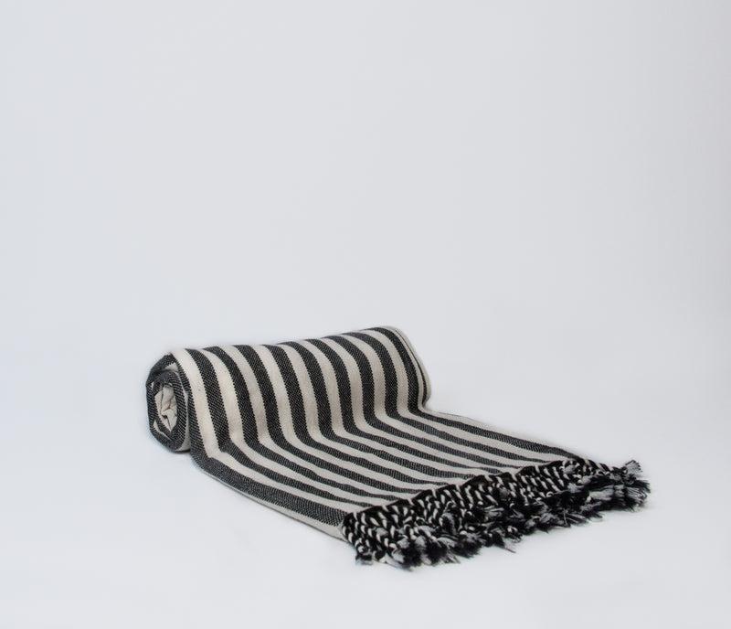 Striped Hammam Towels