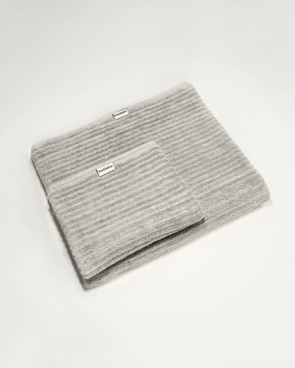 Cloud Grey Towels