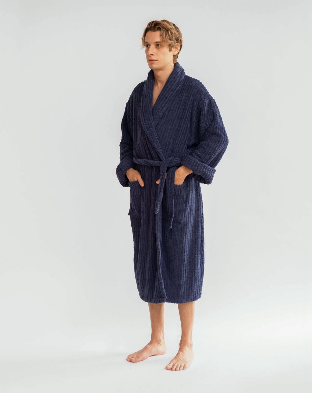 Graphite Bathrobe