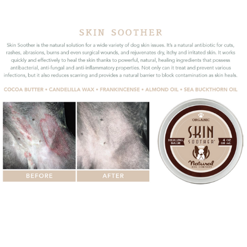 Natural Dog Company - Skin Soother (2 oz stick) - ShopFawU