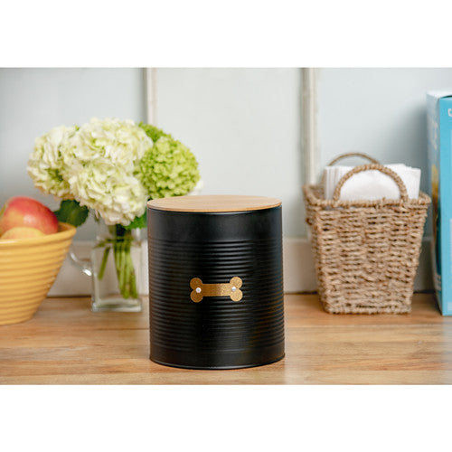 Park Life Designs - Hector Food Tin - Black - ShopFawU