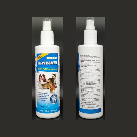 Natural Pet SilverGiene Multi-Purpose Solution - ShopFawU